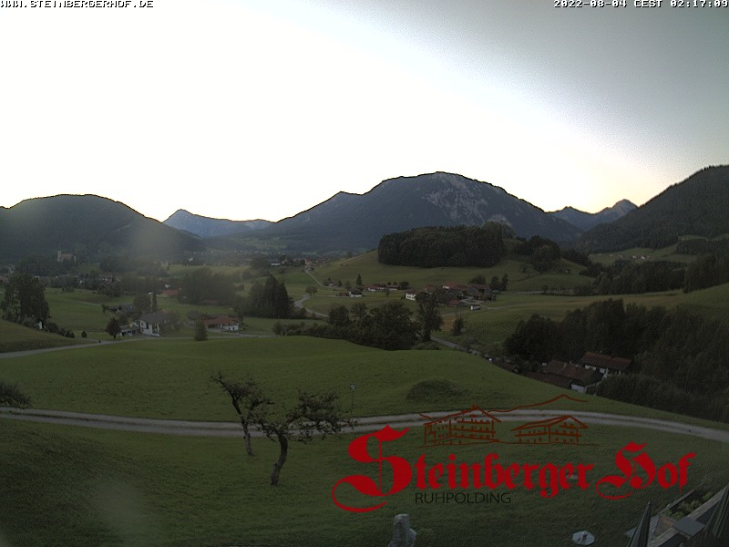 Webcam 1: Steinbergerhof